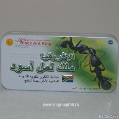 Viagra Alternative African Black Ant