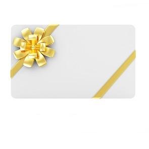 Сертификаты в подарок