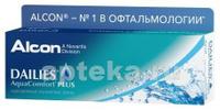 Alcon dailies aquacomfort plus однодневные контактные линзы /-9,00/ n30 ALC
