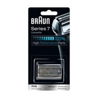 Сетки и блоки для бритв Braun сетка+реж.блок series 7 70s/b